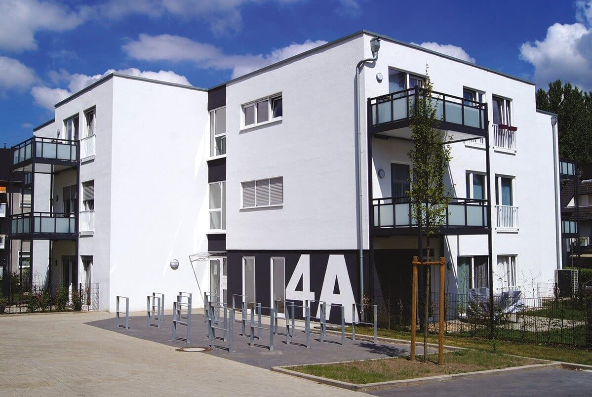 Neubau im Bestand - Bildquelle: Vonovia SE