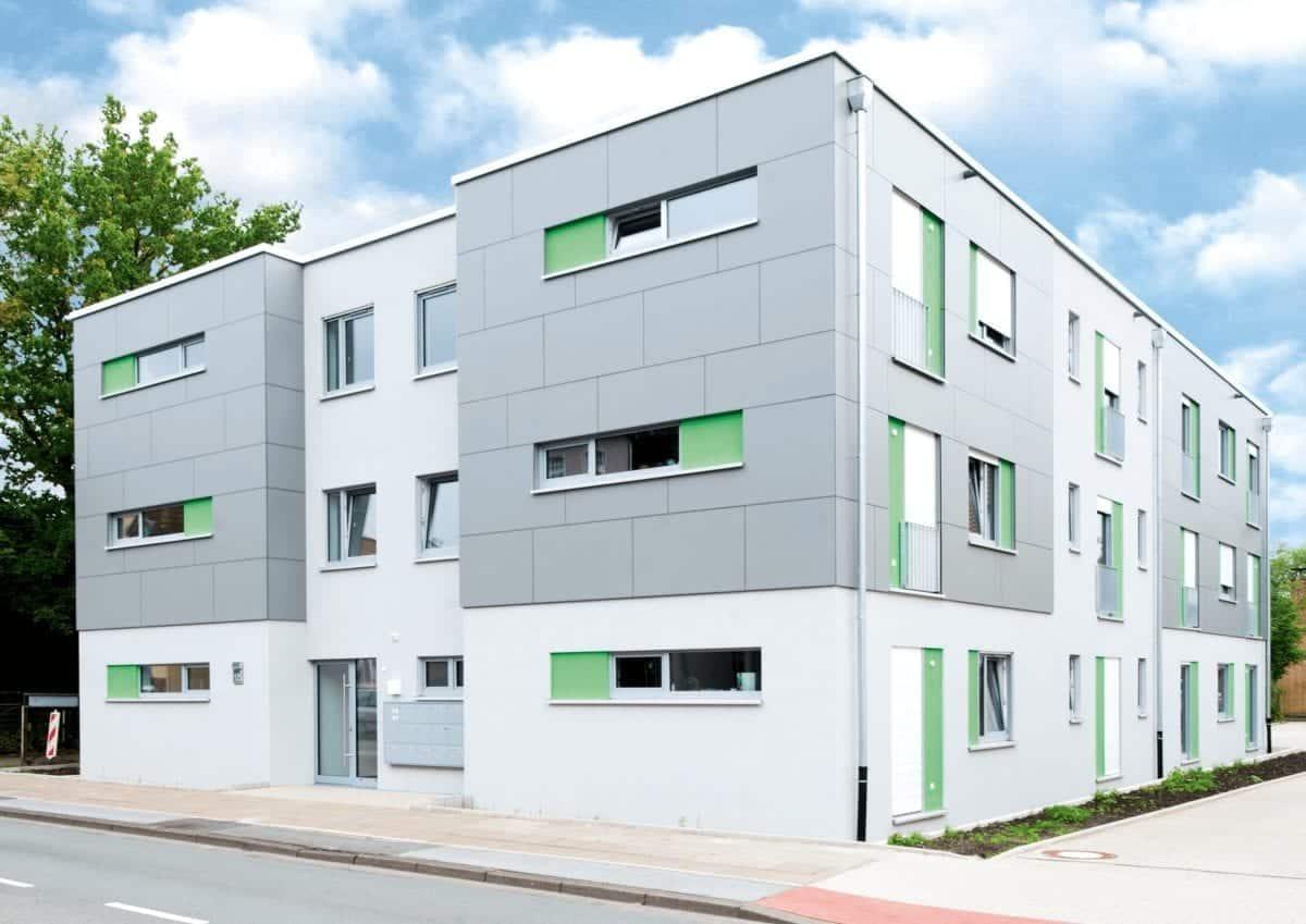 Bielefeld: Holzbau geht in Serie - Bildquelle: Wald und Holz NRW