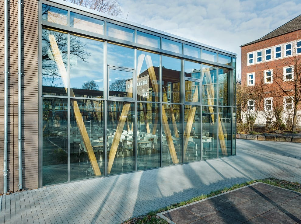 Schillermensa in Bochum - Bildquelle: © olaf rohl / banz + riecks